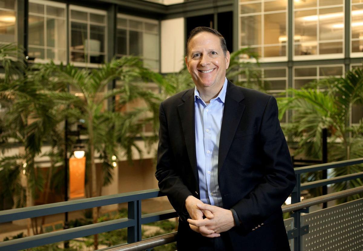 Charleston tech firm Blackbaud reports 1Q sales, earnings
