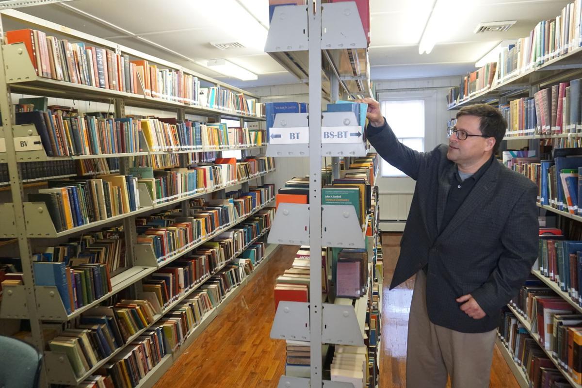 Cummins seminary library