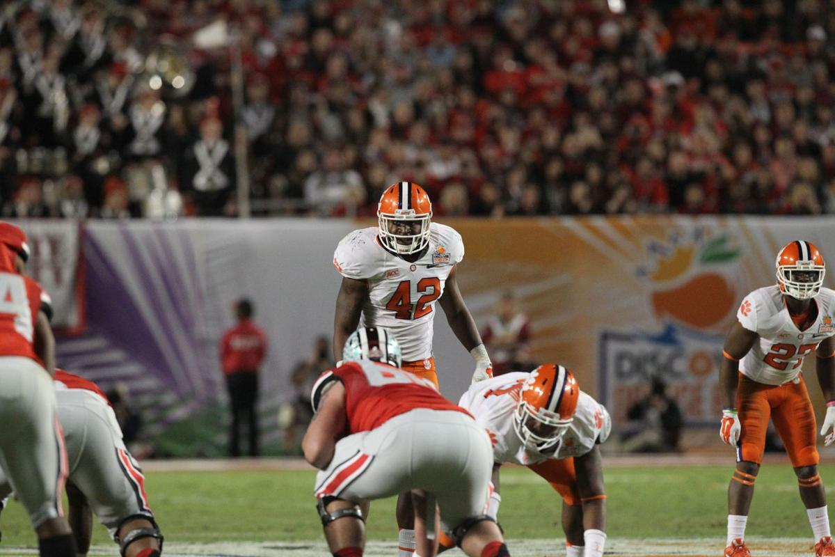 Saints snag Stephone Anthony late in NFL draft first round