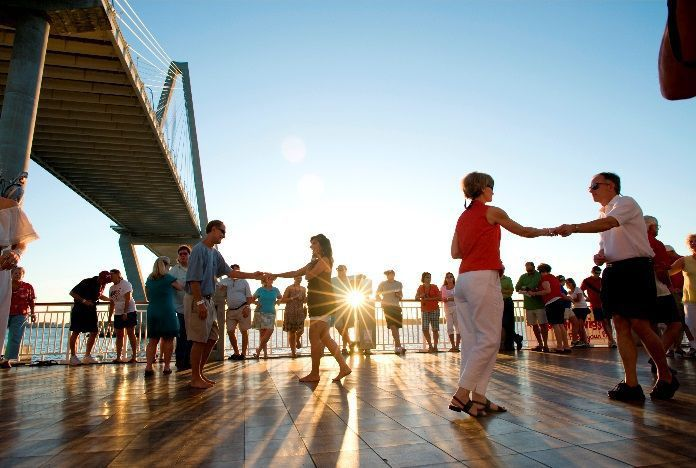 Thursday Boogie series returns to Mount Pleasant Pier