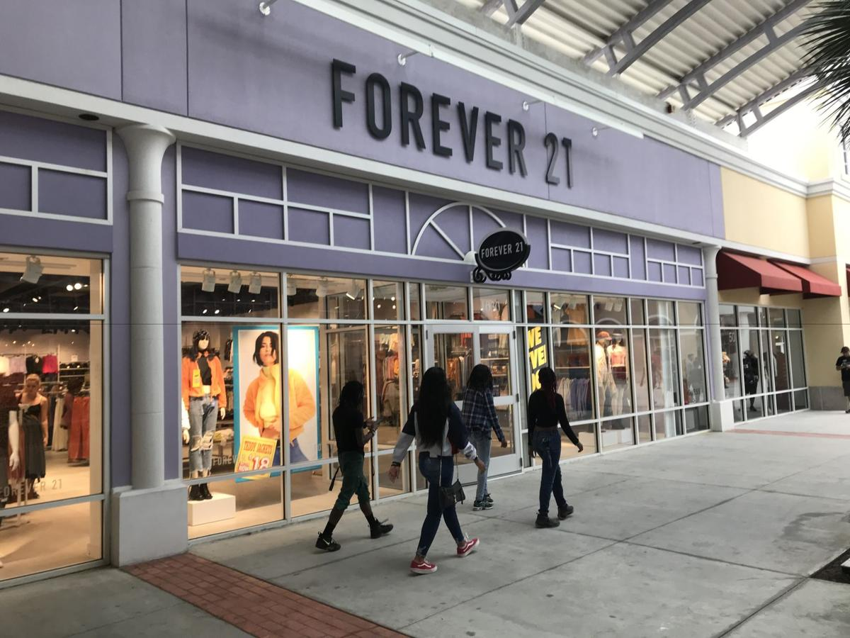 Forever 21 Tanger Outlets North Charleston