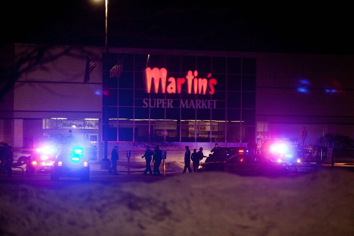Two women and gunman dead in shootings at Indiana grocery store