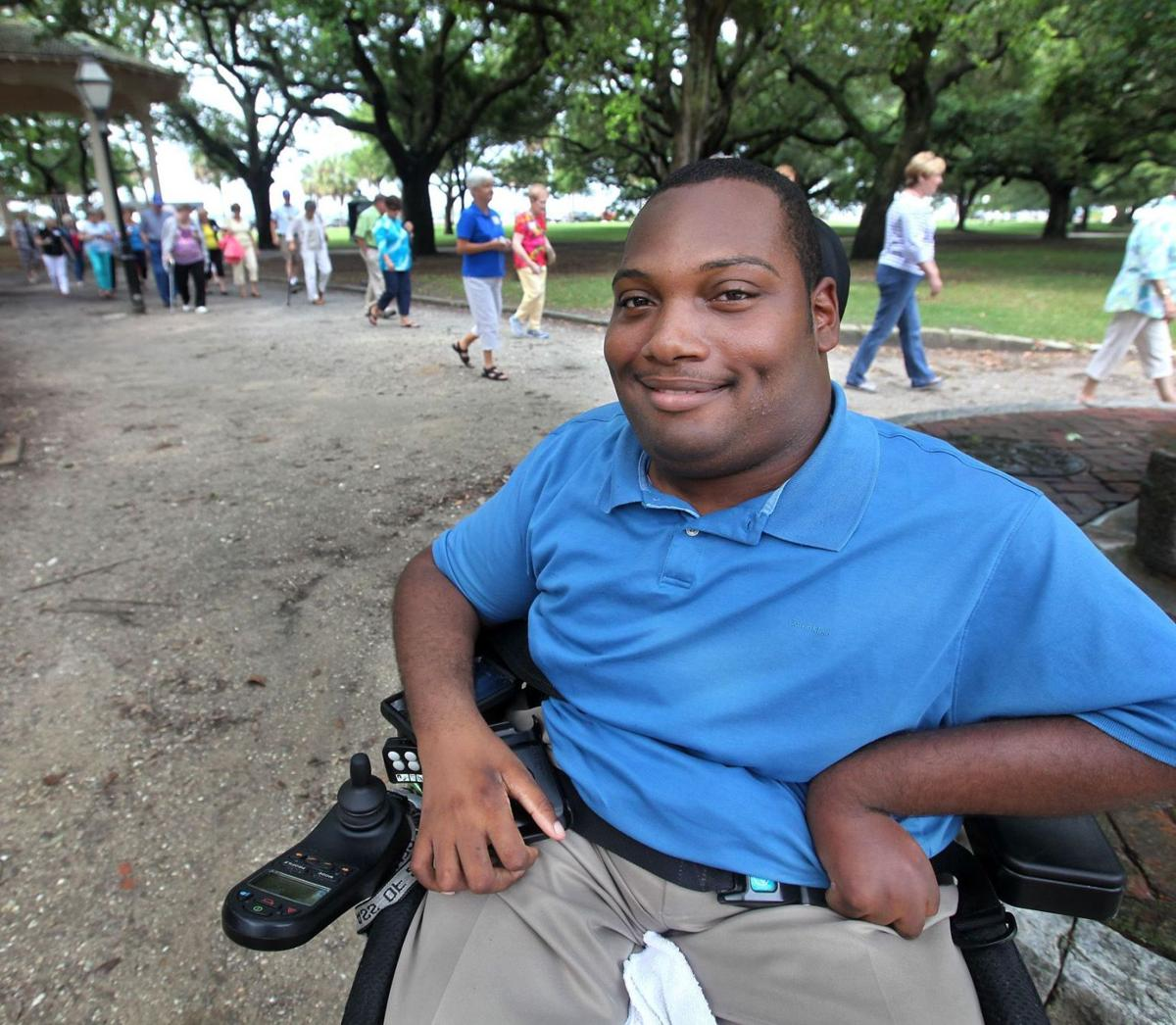 Gaining access: Holy City proves challenging for those with disabilities