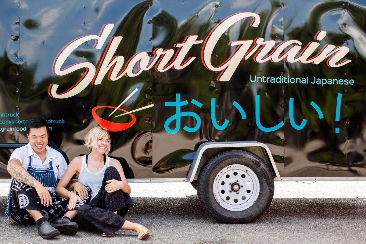 Short Grain Food Truck