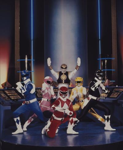 Lions Gate to develop Power Rangers movie