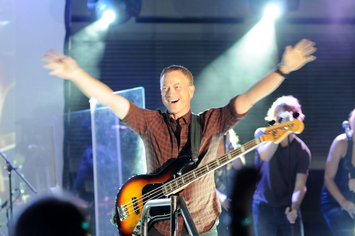 Lt. Dan Band, Gary Sinise to perform at Fort Jackson