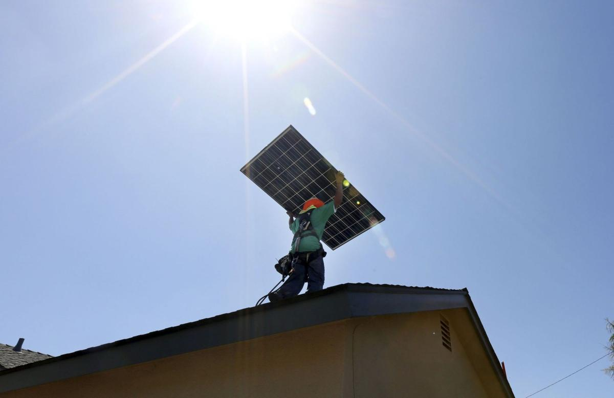 Rooftop solar providers facing a cloudier future