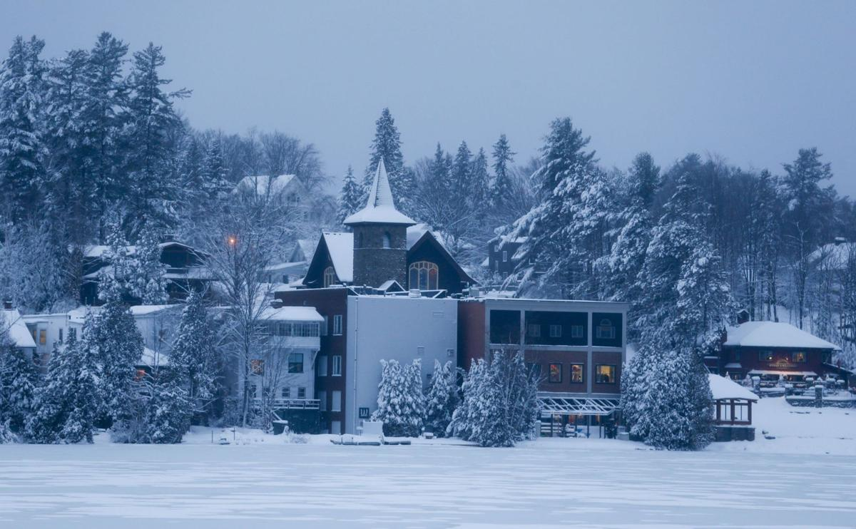 Lake Placid isn't just for winter lovers