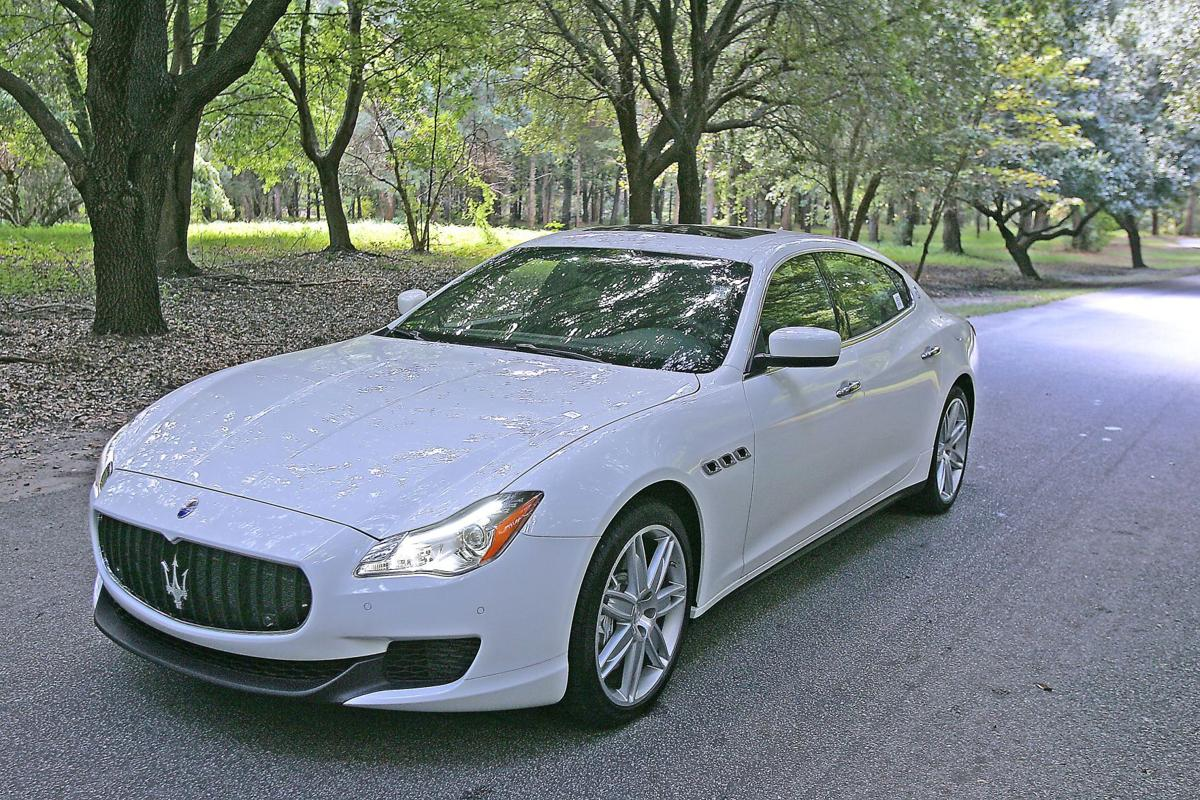 Four Play — Revamped Italian luxury sedan family-friendly while maintaining rush of Ferrari engine