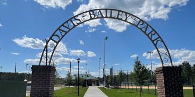 Davis-Bailey Park opens to the public