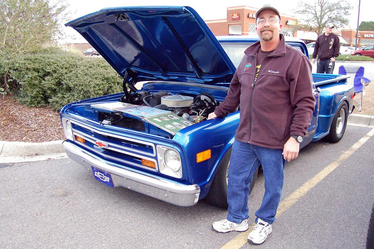 Revved up engines, streamlined bodies descend on local car hop for monthly feast of automotive muscle