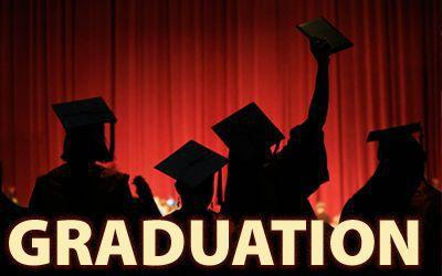 Proud weekend for graduates, families
