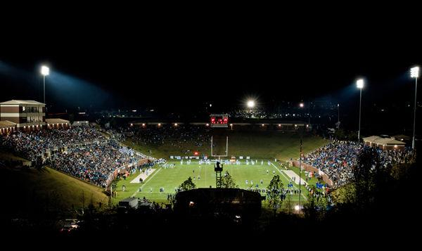 Palmetto Palaces Top 10 high school football stadiums in