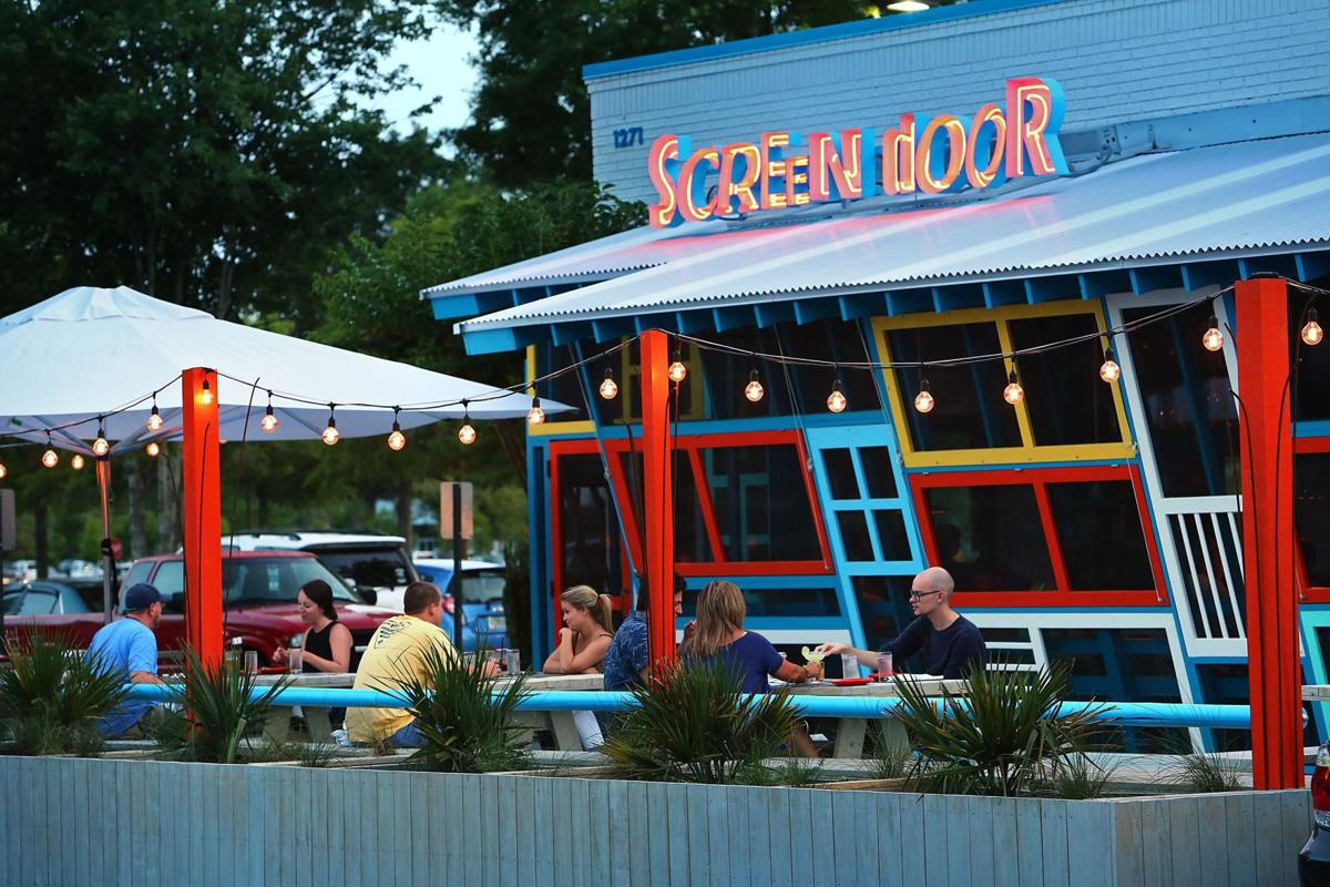 Screen Door A Hop Skip And A Jump Into Casual Comfortable Dining