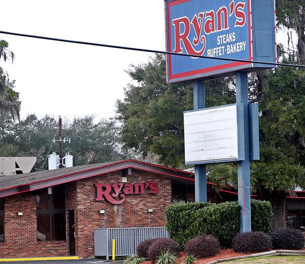 Ryan's closings part of revamp
