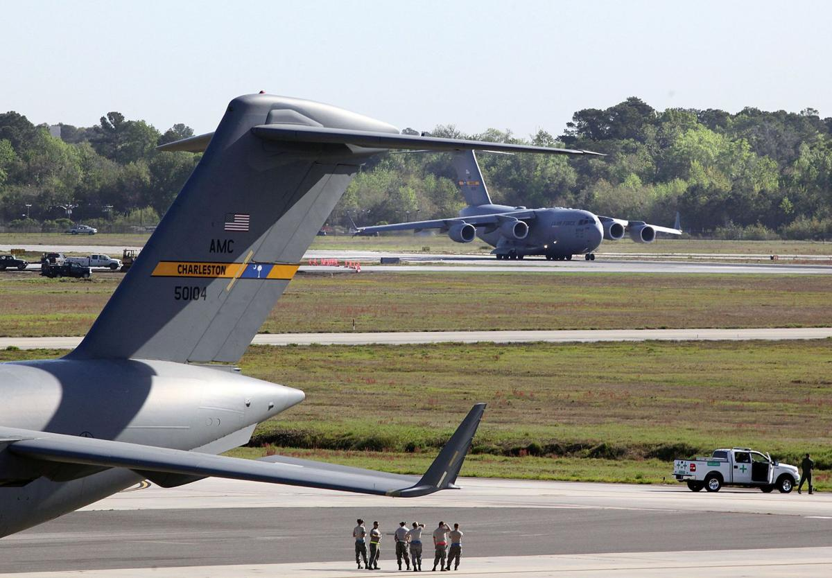 Military adds might to S.C., local economy