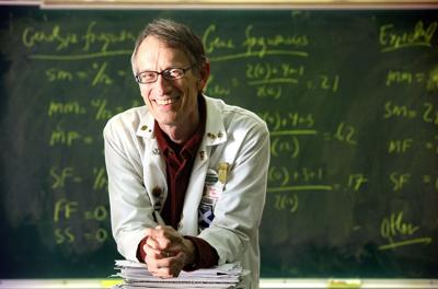Man of science, faith Local professor embraces religious, natural worlds