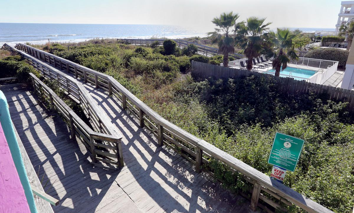 Isle of Palms Boardwalk