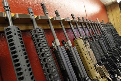 AP-GfK Poll: Support for tighter gun laws ticks up How the AP-GfK poll on gun laws was conducted (copy)