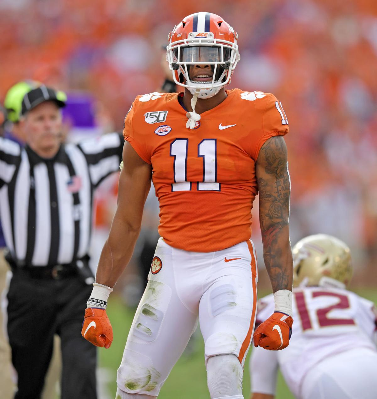 On Clemson's Fifth-ranked Defense, 'nobody's Hungry