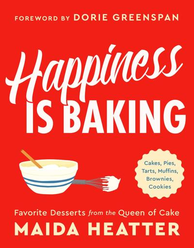 Happiness is Baking cover