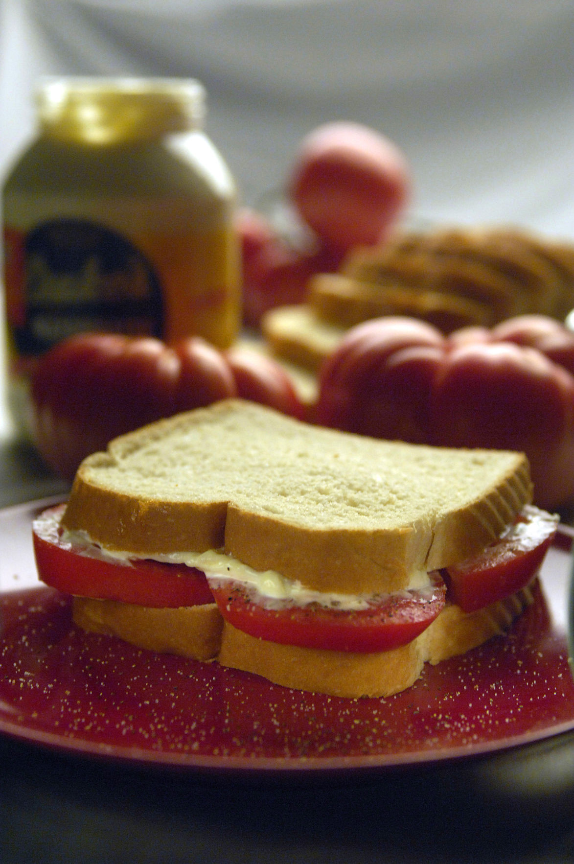 Remembering sandwiches of my youth