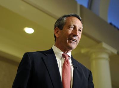 U.S. Rep. Mark Sanford open to looking at 'Charleston loophole'