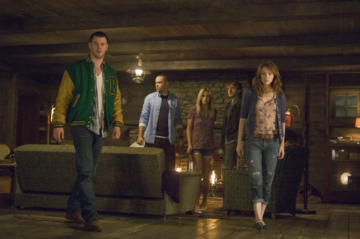 'Cabin in the Woods' scares up more laughs than frights