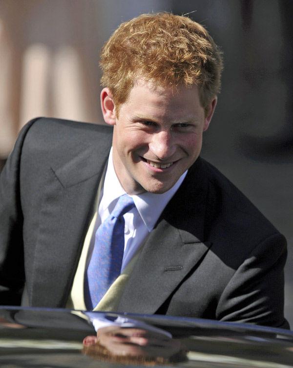 Prince Harry goes 'hog' wild in Sin City