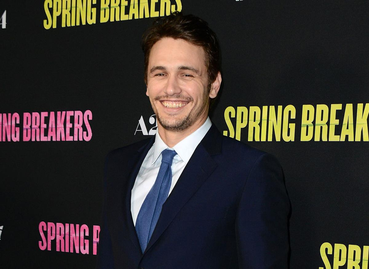 James Franco seeking $500,000 in crowd-funding for film trilogy