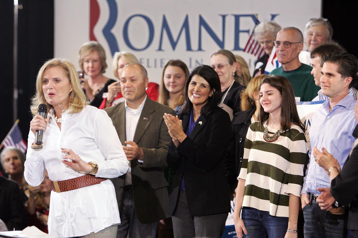 Romney on Primary Eve