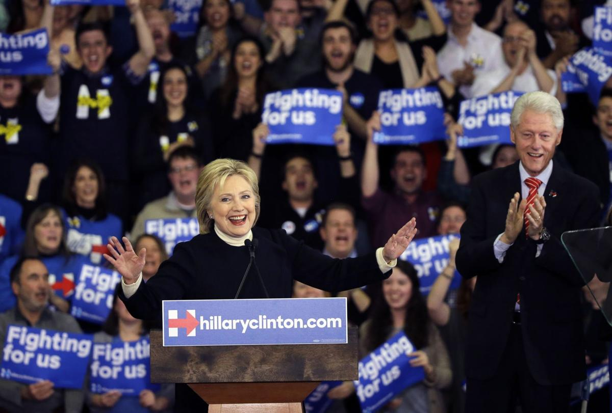 Bill and Hillary Clinton will campaign in rural South Carolina this weekend