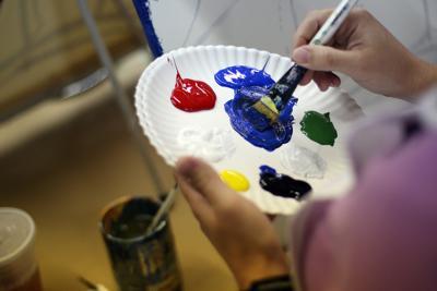 Paint, sip cocktails during Thirsty Painters workshop at Bay Street Biergarten