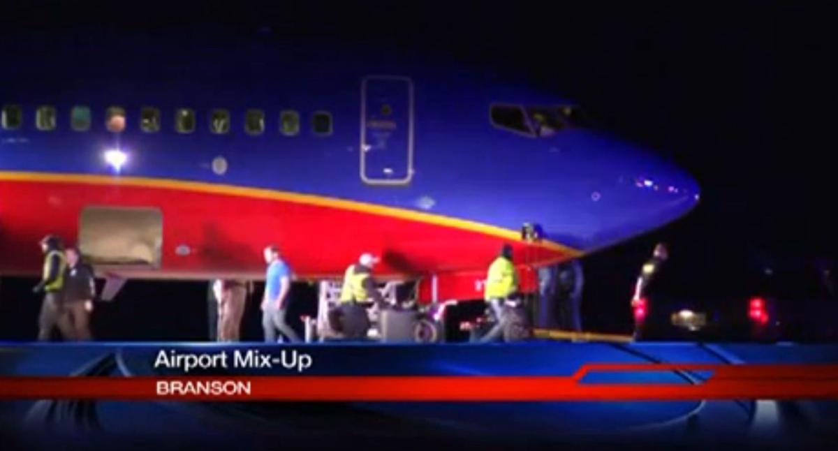 Southwest pilots grounded after airport mix-up (has video)