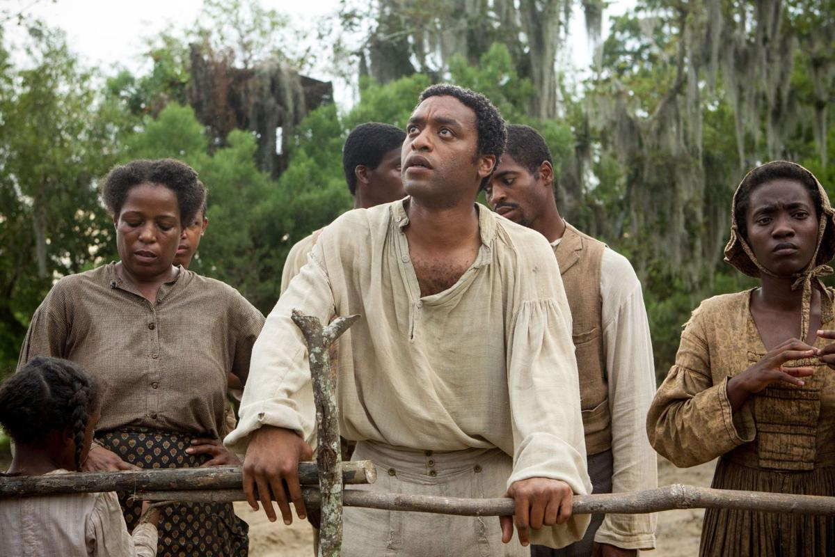 The AP's top 10 movies of the year: '12 Years a Slave,' 'Gravity' among films that make the list