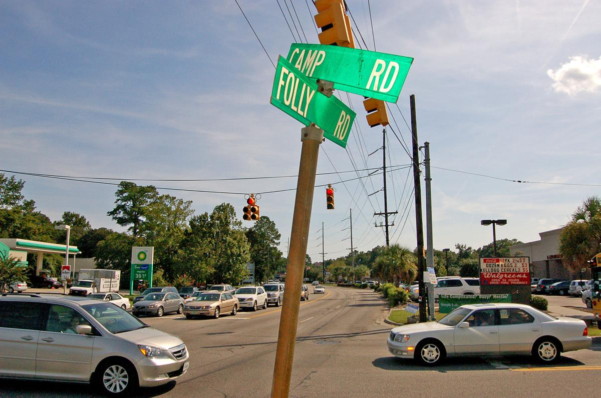 Public can weigh in on Folly Road redesign project