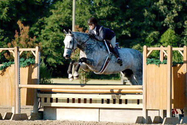 Augustine's dream closer to reality after equestrian victory in Aiken