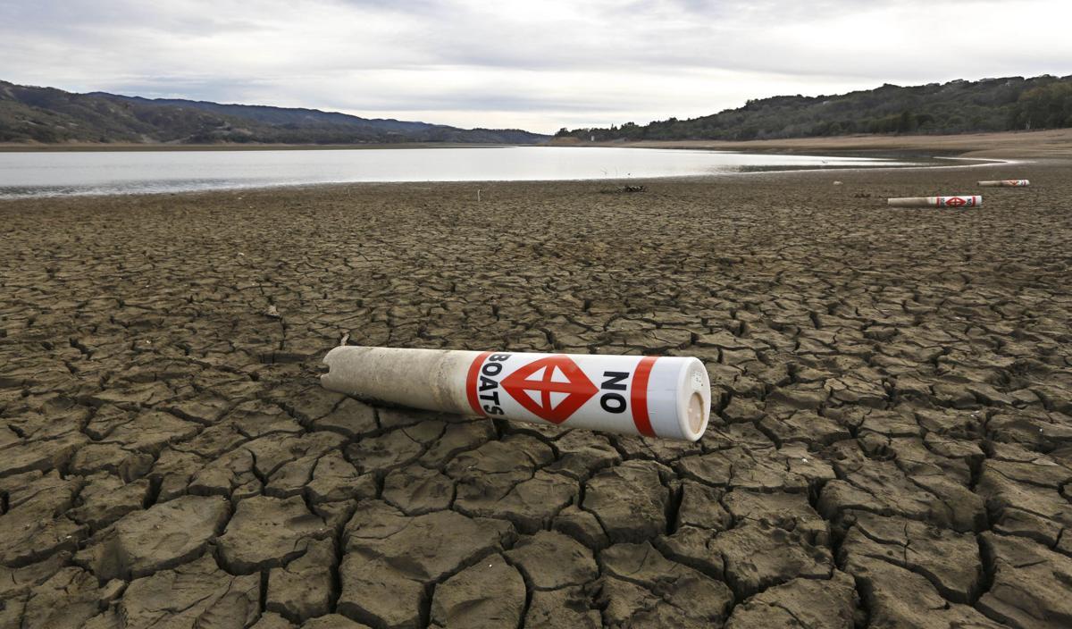 Reverse doomsday scenario on water