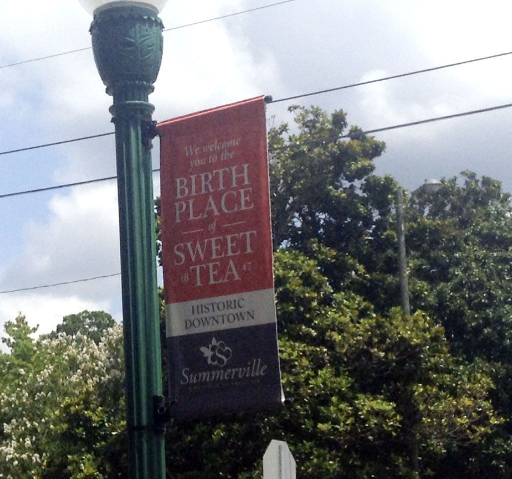 Summerville will attempt to break world record for largest iced tea this week