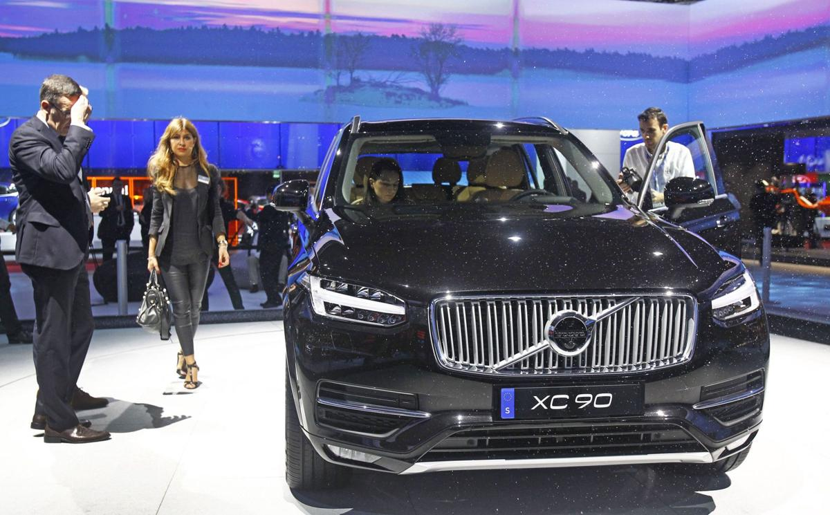 Online sales channel is enticing to Volvo for overseas market