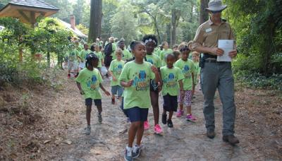 City Seeks Summer Day Camp counselors for Odell Weeks Center (copy) (copy)