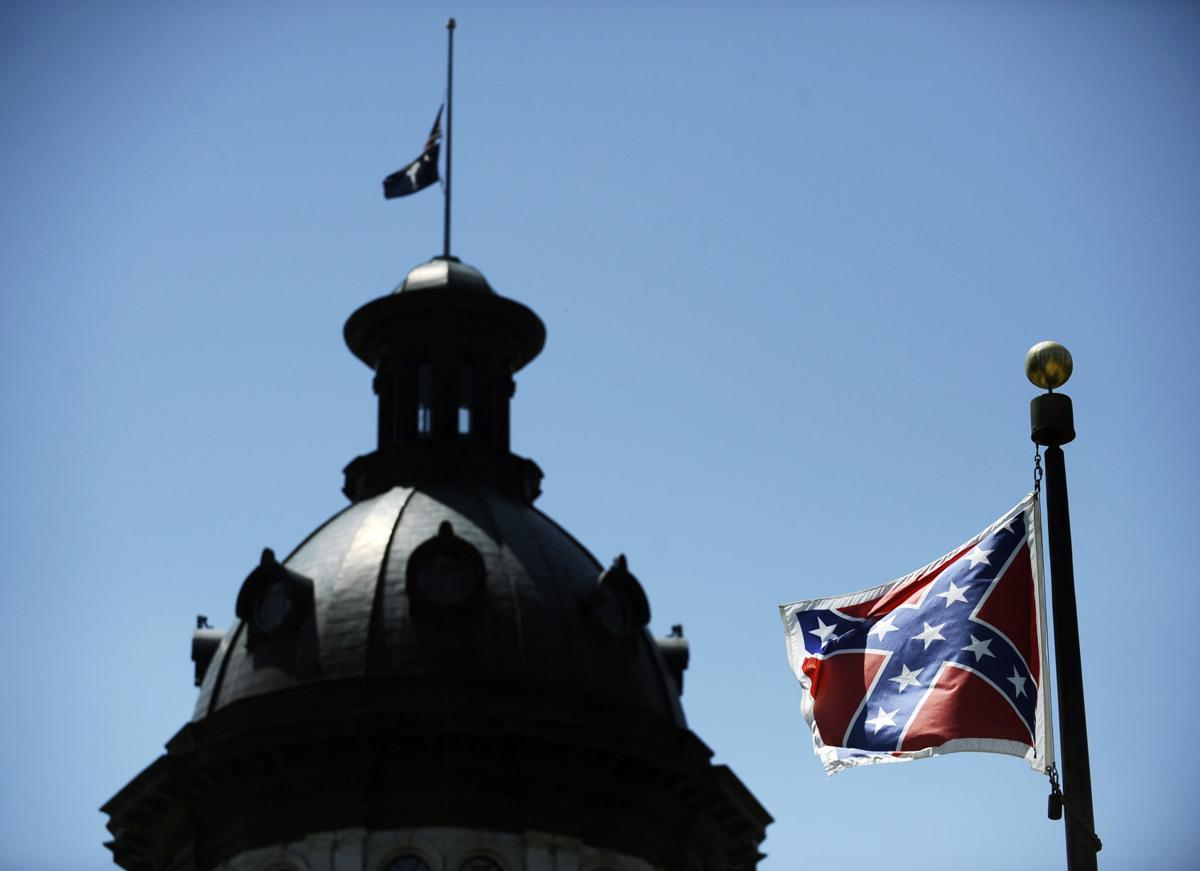 Business leaders call for Confederate flag to come down