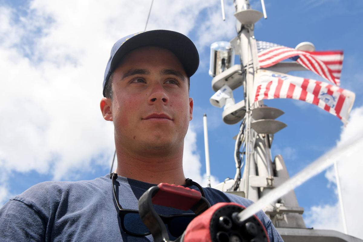 U.S. Coast Guard protects South Carolina waters during Operation BUBBA GUMP