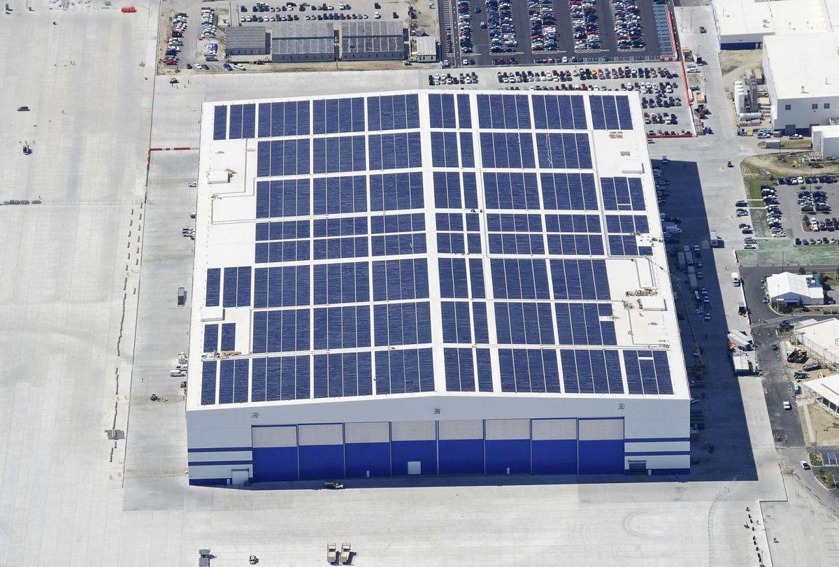 KEARNEY COLUMN: Boeing confident on solar panels