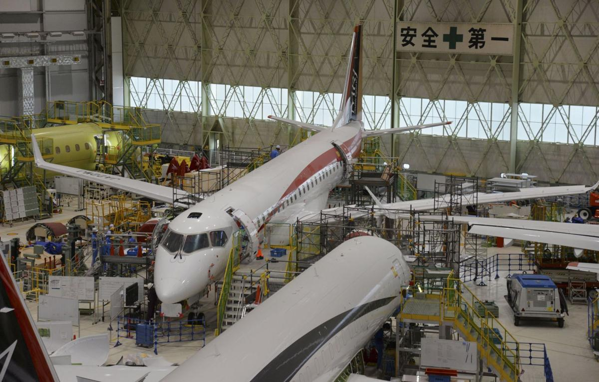 Boeing 787 supplier sets sights on niche in aircraft sector