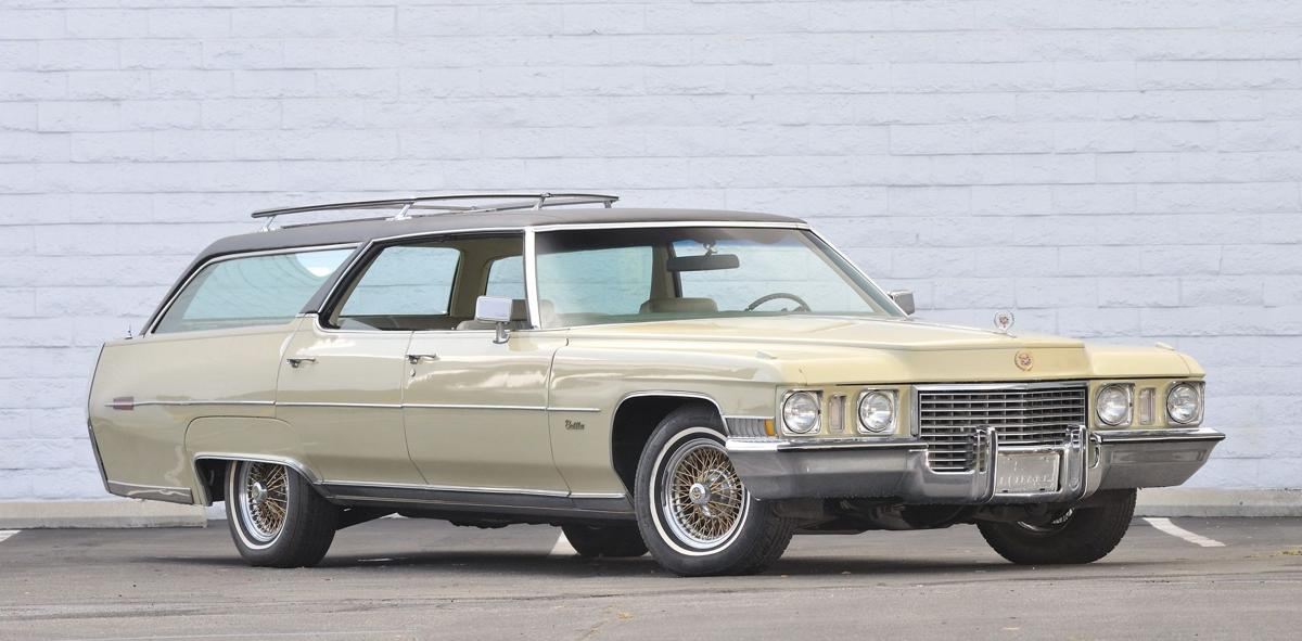 Elvis' station wagon among items at California auction