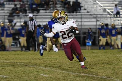 Swamp Foxes take on Green Wave Friday