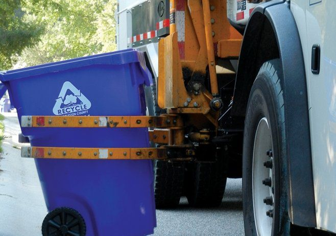 More homes to receive all-in-1 recycling