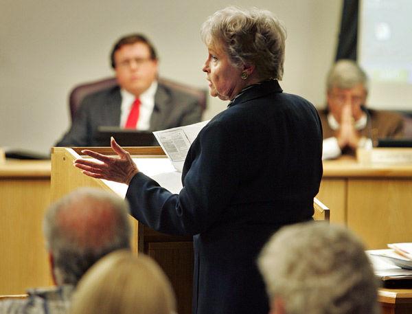 Charleston County Council tax bill meeting heats up