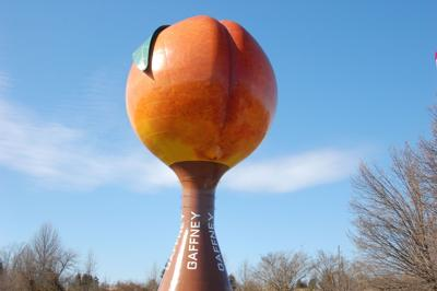 One peach of a state